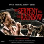 Serpent and the Rainbow poster
